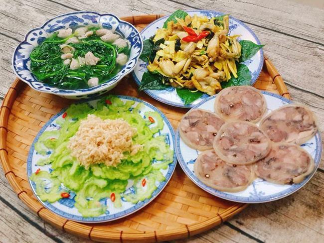 Mẹ 2 con chia sẻ cách làm món thịt nguội phiên bản Việt siêu ngon ngày Tết-3