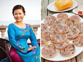 Mẹ 2 con chia sẻ cách làm món thịt nguội phiên bản Việt siêu ngon ngày Tết