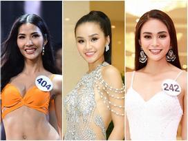 Đêm nay, người đẹp nào sẽ đăng quang Hoa hậu Hoàn vũ Việt Nam 2017?