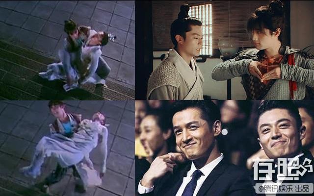 Sự thật phía sau những màn bế người đẹp của các soái ca Hoa ngữ trên phim-11