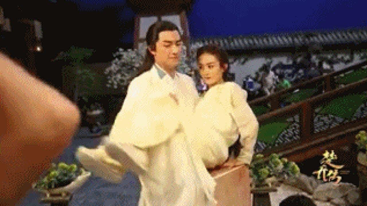 Sự thật phía sau những màn bế người đẹp của các soái ca Hoa ngữ trên phim-4