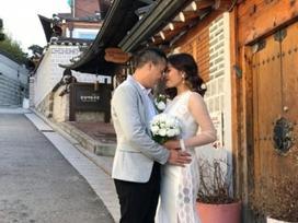 BTV Hoàng Linh được cầu hôn dưới cái lạnh 3 độ ở Hàn Quốc, chính thức xác nhận kết hôn