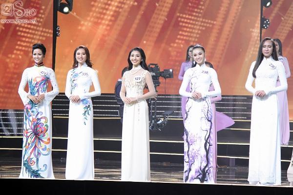Công bố top 15 cuộc thi Hoa hậu Hoàn vũ Việt Nam 2017-1
