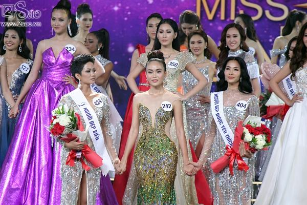 HHen Nie lội ngược dòng đăng quang Hoa hậu Hoàn vũ Việt Nam 2017-1