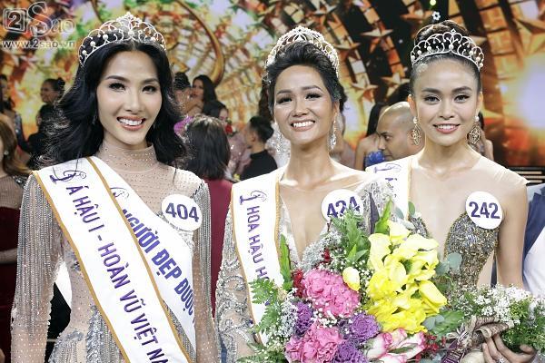 HHen Nie lội ngược dòng đăng quang Hoa hậu Hoàn vũ Việt Nam 2017-6