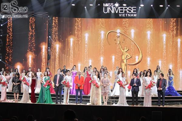 Công bố giải thưởng phụ Hoa hậu Hoàn vũ Việt Nam 2017-1