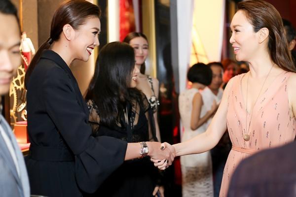 Thanh Hằng mặc đồ 3 tỷ đẹp sang chảnh hội ngộ sao quốc tế Phạm Văn Phương-6