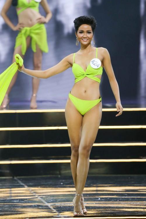 Những trang phục giúp HHen Niê tỏa sáng và chinh phục vương miện Hoa hậu Hoàn vũ Việt Nam 2017-4