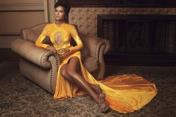 Những trang phục giúp HHen Niê tỏa sáng và chinh phục vương miện Hoa hậu Hoàn vũ Việt Nam 2017-11