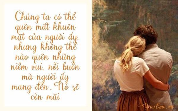 Không có tình yêu mãi mãi, chỉ có những phút giây mãi mãi-3
