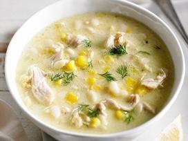 Đi khắp thế gian đây là nơi duy nhất có món súp gà nấu theo kiểu lạ đời này