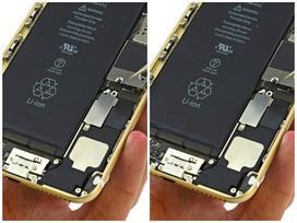Phí thay pin iPhone đắt gấp đôi điện thoại Android