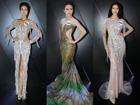 Top 10 thiết kế xuyên thấu, cắt xẻ đẹp xuất sắc trong chung kết Hoa hậu Hoàn vũ Việt Nam 2017