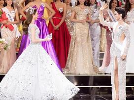 Hoa hậu Hoàn vũ Việt Nam xuất hiện nàng Lọ Lem, bạn có nhận ra đó là Phạm Hương?