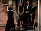 Nicole Kidman lần thứ tư lên ngôi ở Quả Cầu Vàng