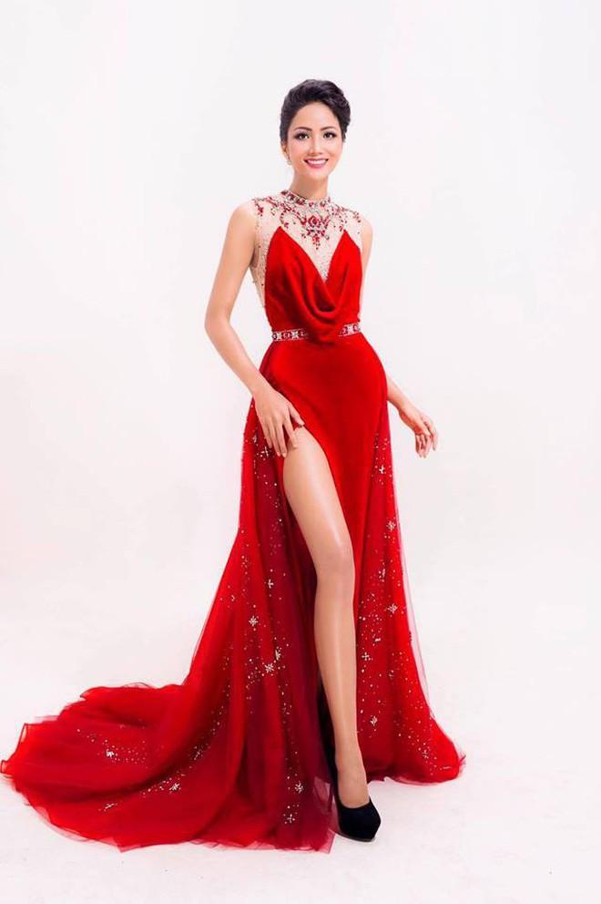Mới đăng quang 1 ngày, Tân Hoa hậu HHen Niê đã bị phát hiện từng đụng hàng cả Kỳ Duyên lẫn Lan Khuê-1