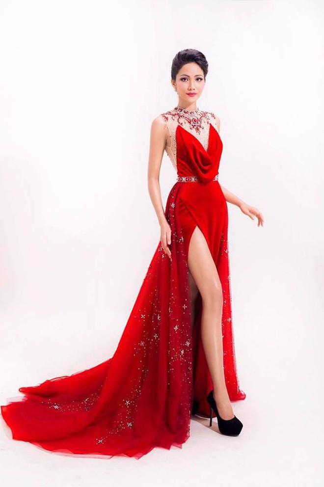 Mới đăng quang 1 ngày, Tân Hoa hậu HHen Niê đã bị phát hiện từng đụng hàng cả Kỳ Duyên lẫn Lan Khuê-2