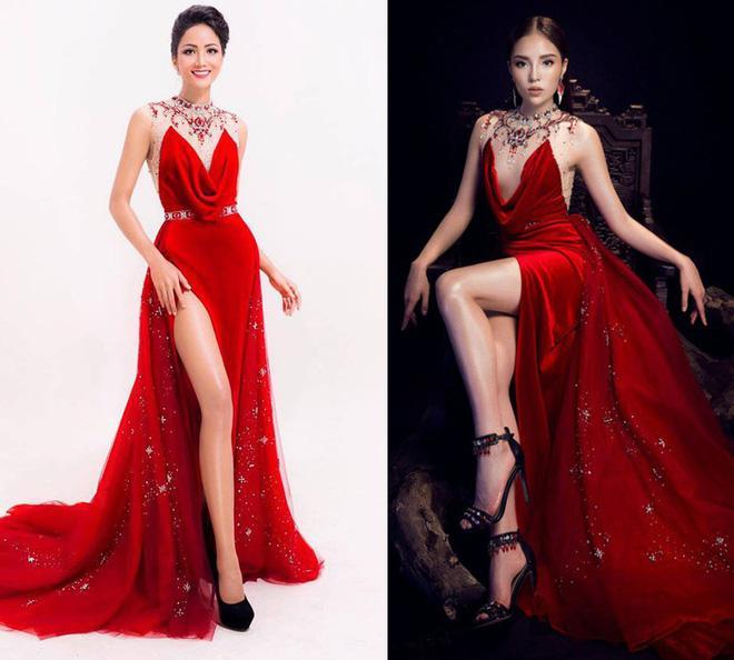 Mới đăng quang 1 ngày, Tân Hoa hậu HHen Niê đã bị phát hiện từng đụng hàng cả Kỳ Duyên lẫn Lan Khuê-5