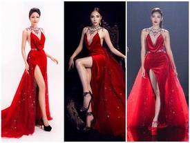 Mới đăng quang 1 ngày, Tân Hoa hậu H'Hen Niê đã bị phát hiện từng đụng hàng cả Kỳ Duyên lẫn Lan Khuê