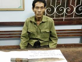 Bố chồng chém chết con dâu vì 'khuyên đừng vào Nam không được'