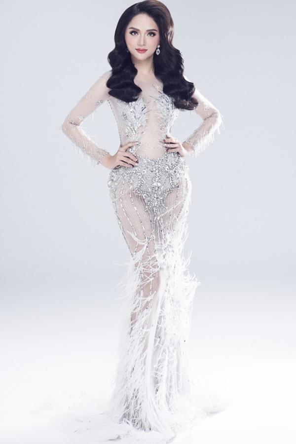 Hương Giang Idol xác nhận dự thi Hoa hậu Chuyển giới Quốc tế 2018-4
