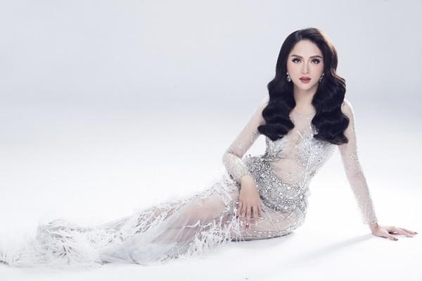 Hương Giang Idol xác nhận dự thi Hoa hậu Chuyển giới Quốc tế 2018-5