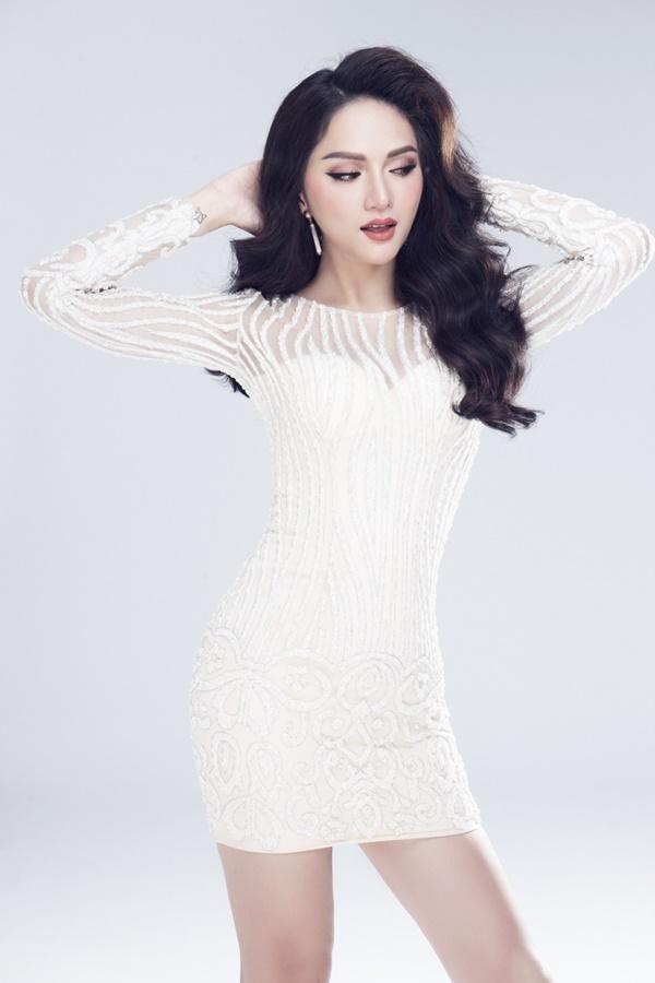 Hương Giang Idol xác nhận dự thi Hoa hậu Chuyển giới Quốc tế 2018-7