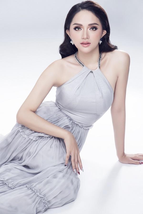 Hương Giang Idol xác nhận dự thi Hoa hậu Chuyển giới Quốc tế 2018-9