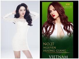 Hương Giang Idol xác nhận dự thi 'Hoa hậu Chuyển giới Thế giới 2018'