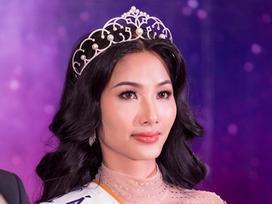 Vượt Mâu Thủy, Hoàng Thùy giành cơ hội thi Hoa hậu Hoàn vũ Thế giới 2019