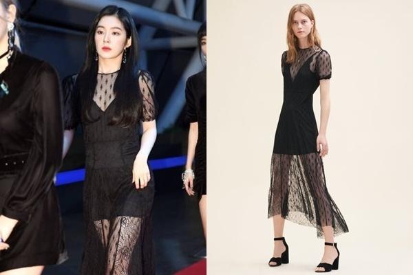 Bóc giá loạt váy áo lộng lẫy trên thảm đỏ của dàn mỹ nhân xứ Hàn-3