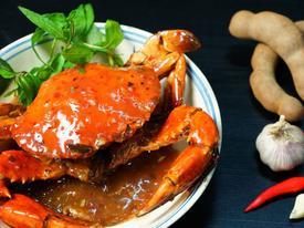 Các món ăn ngon từ cua biển Cà Mau