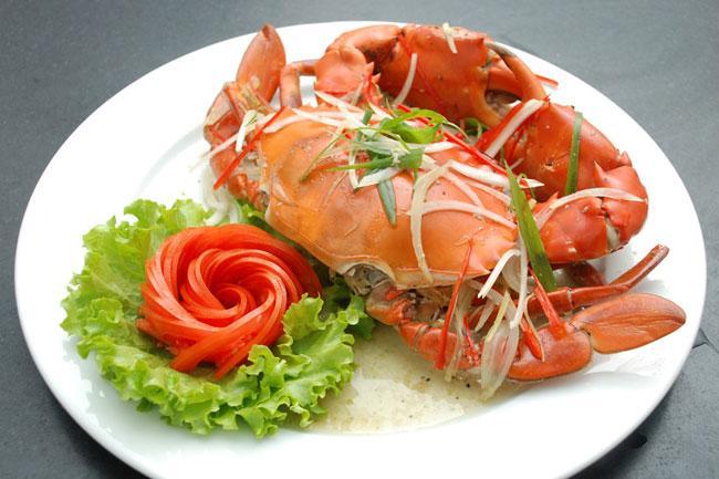 Các món ăn ngon từ cua biển Cà Mau-1