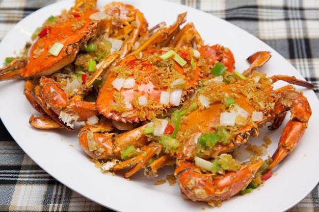 Các món ăn ngon từ cua biển Cà Mau-2