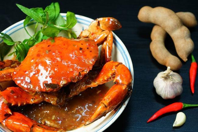 Các món ăn ngon từ cua biển Cà Mau-3
