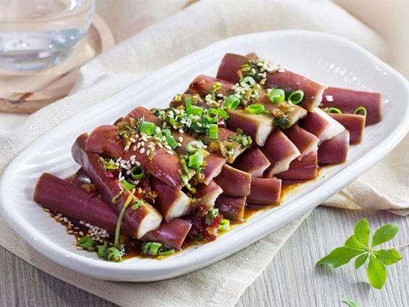 Những món ăn ngon dành cho người cao huyết áp