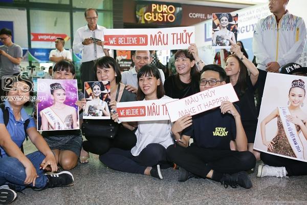 Xuất hiện tại sân bay, hoa hậu HHen Niê được chào đón nồng nhiệt như sao Hàn-2