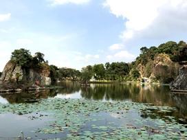 Vẻ đẹp 'Hạ Long thu nhỏ' nằm ngay sát Sài Gòn