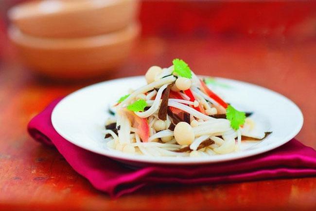 Những món salad trộn ngon, đơn giản dễ làm-2