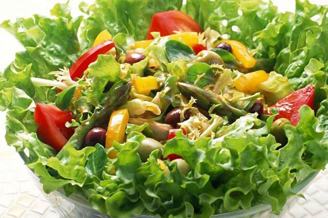 Những món salad trộn ngon, đơn giản dễ làm-1