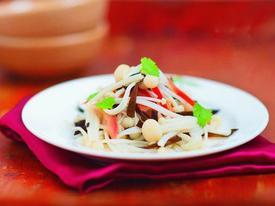 Những món salad trộn ngon, đơn giản dễ làm