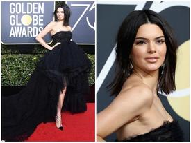 Siêu mẫu 9X Kendall Jenner bị chê mặt đầy mụn