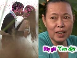 Cô gái muốn bỏ chạy khỏi cuộc hẹn hò khi phát hiện người phụ việc là mẹ bạn trai