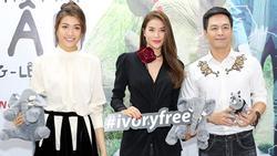 Phan Anh, Phạm Hương và Lệ Hằng ứa nước mắt khi thấy động vật hoang dã bị sát hại
