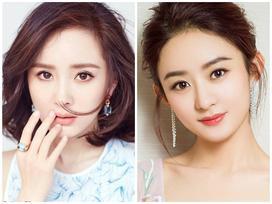Dương Mịch và Triệu Lệ Dĩnh cùng nhau tranh giải 'Nữ diễn viên tệ nhất 2017'