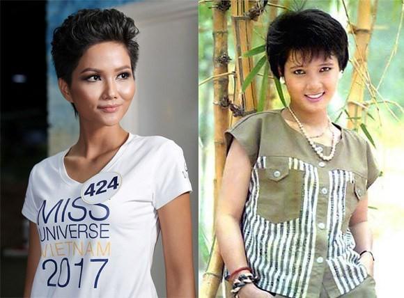 Hoa hậu HHen Niê từng khóc hết nước mắt khi phải cắt tóc ngắn-2