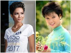 Hoa hậu H'Hen Niê từng khóc hết nước mắt khi phải cắt tóc ngắn