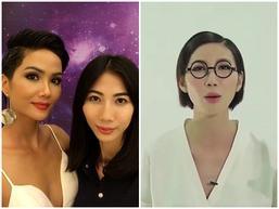 'Mẫu cò hương' Cao Ngân gây sốt với phần thi ứng xử 'cực lầy' tại Hoa hậu Hoàn vũ Việt Nam 2019