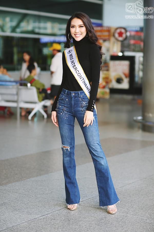 Tường Linh khoe vòng eo 54cm trước khi lên đường chinh phục Hoa hậu Liên lục địa-1