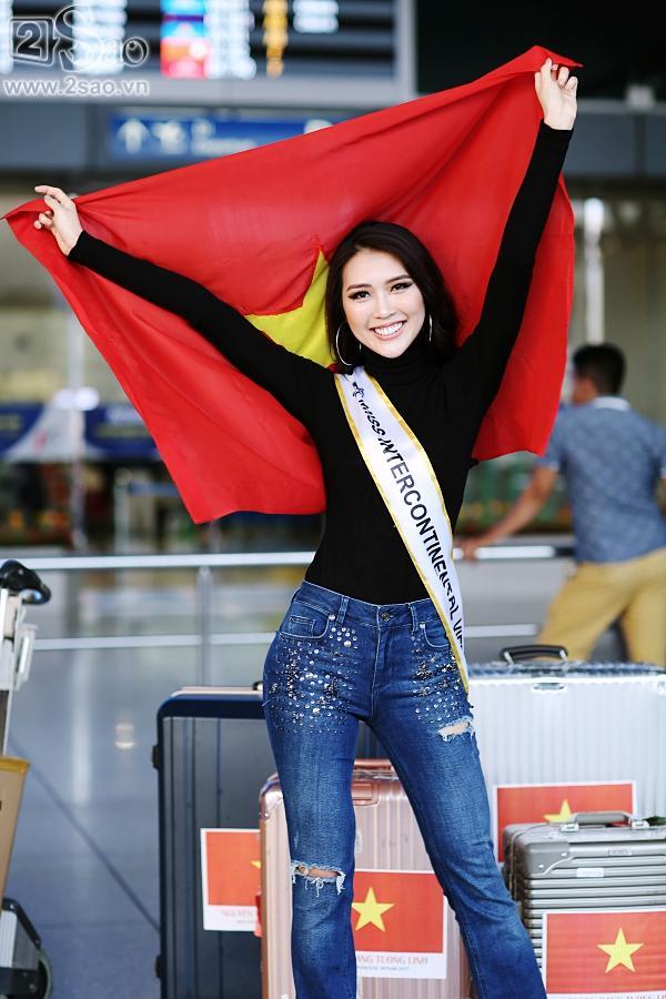 Tường Linh khoe vòng eo 54cm trước khi lên đường chinh phục Hoa hậu Liên lục địa-6